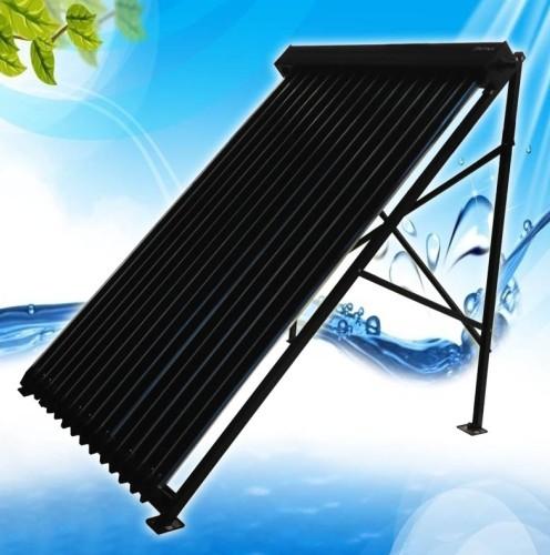 供应U形管太阳能集热器--品质正能量,航天资金管