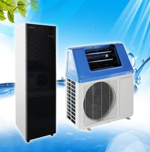 供应太阳能热泵热水器--高新技术产品,能效比7.5