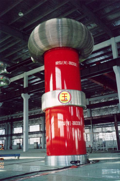 油浸式(无局部放电)试验变压器