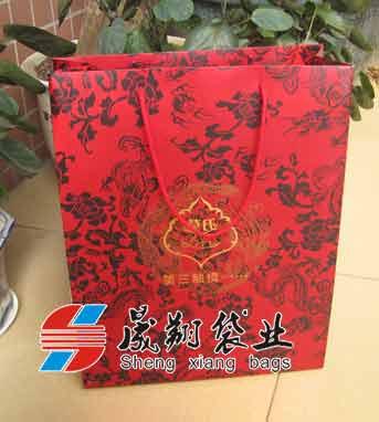 广州订做制作纸袋印刷厂家