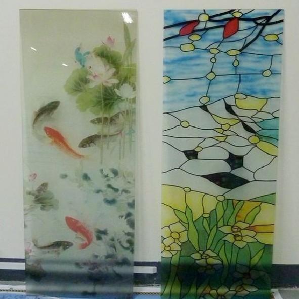 水性玻璃喷绘底面漆