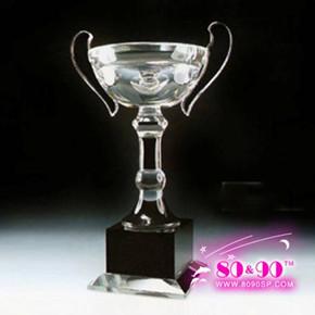 河池水晶奖杯,水晶礼品,水晶工艺品,工艺礼品