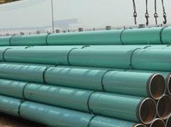 2PE防腐钢管厂家销售