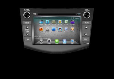 揽趣丰田RAV4专用车载电脑/车载DVD/车载导航