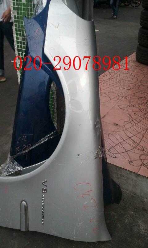 供应奥迪Q5叶子板 保险杠 车门拆车件