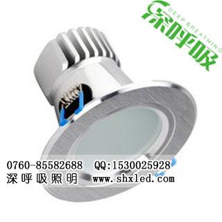古镇LED筒灯生产厂家提供LED筒灯深呼吸LED筒灯高寿命低光衰