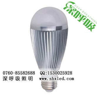 提供LED球泡灯图片专业生产LED灯泡的生产厂家