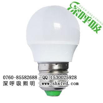 LED球泡灯十大品牌深呼吸LED灯泡质量可靠光效稳定