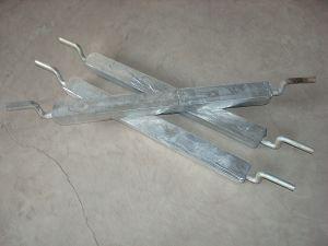 高效高活化耐高温铝阳极 铝合金阳极 铝牺牲阳极 铝合金牺牲阳极