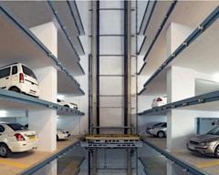 平面移动式立体车库、郴州泰安车库、智能车库