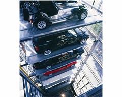 塔式立体车库、郴州立体车库、双层立体车库
