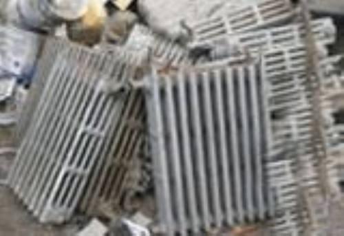 北京二手暖气片回收,二手铸铁暖气片回收