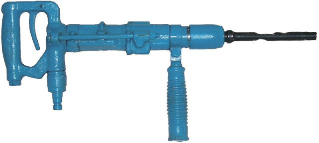 耐用性强QCZ-1气动冲击钻