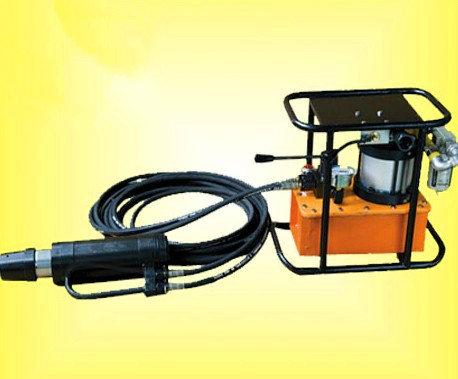电动锚索张拉机具 电动泵站