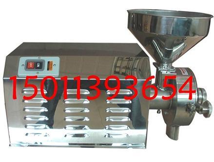 谷子磨粉机|杂粮磨碎机|电动谷子磨粉机|北京杂粮磨碎机|家用谷子