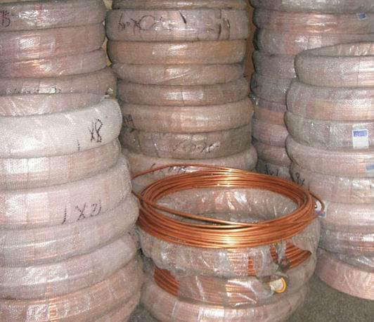 紧急求购铜包铝漆包国标线铜包钢漆包线