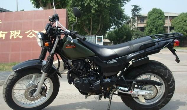 雅马哈tw225越野摩托车报价市场高清图片