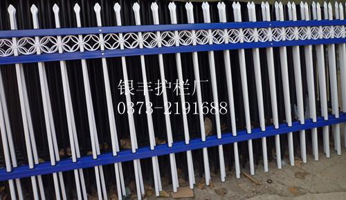 厂家热销  艺术围栏 品质铁艺栏杆 围墙护栏  可定制