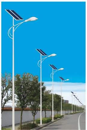 太阳能路灯OEM厂家,认准圣普利太阳能路灯生产商