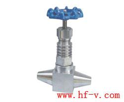 J61Y型 高温高压截止式焊接针型阀