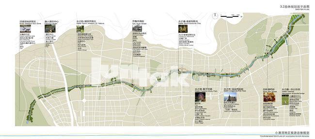 旅游景区规划——济南市小清河地区旅游总体规划