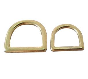 D型圈皮具箱包装饰扣配件