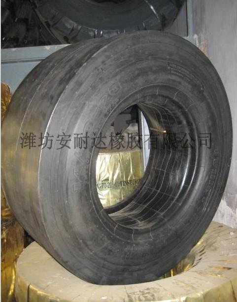 光面轮胎1100-20