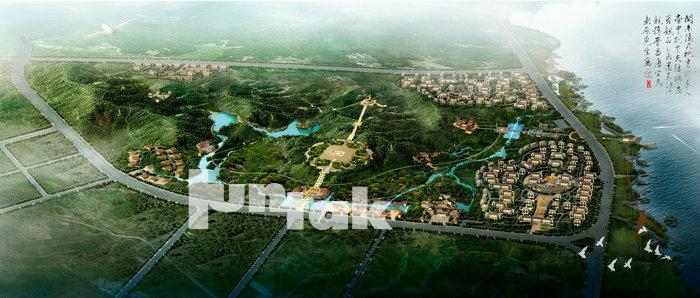 生态旅游规划——胶南市海青生态茶园总体规划(2007-2020)