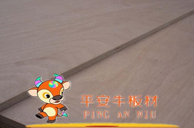 E0级整芯胶合板 环保多层板18杂木多层板 家具板