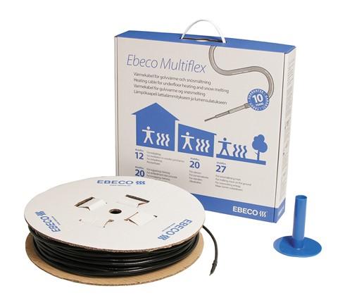 原装进口瑞典EBECO意贝科Multiflex20电地暖