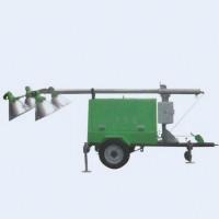 SFD6000B大功率全方位自动升降工作灯 工程照明车