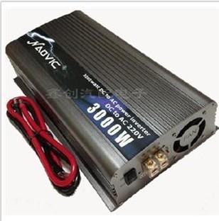 3000W逆变器厂家 3000W逆变器可以带电磁炉 车载逆变器