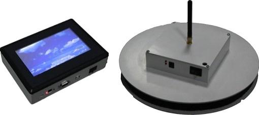 地感线圈测速仪检定装置
