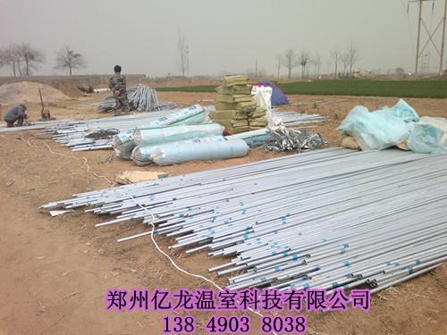 大棚支架 蔬菜大棚钢架 温室棉被 郑州销售