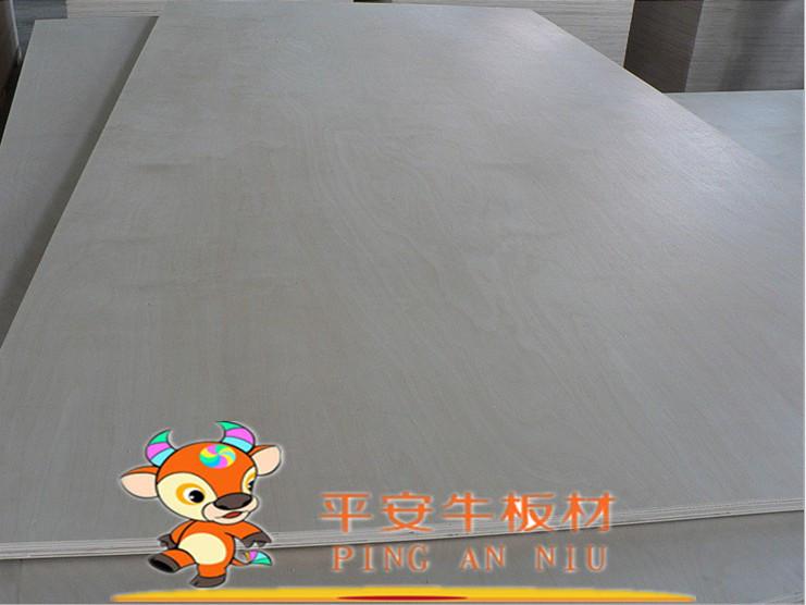 杨木整芯胶合板 贴面多层板 可贴水曲柳 桦木 椴木 红白橡木