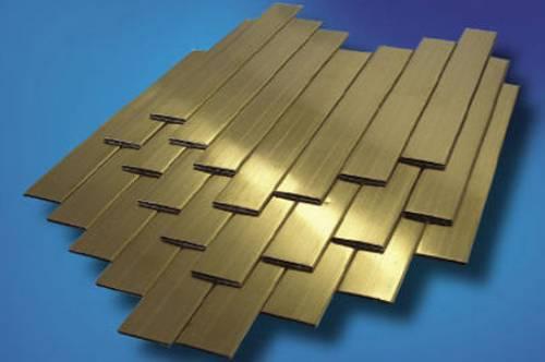 铜排行情-国标H68黄铜排-H59黄铜排合金商家