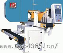 深圳木工带锯机HD650X200卧式带锯床