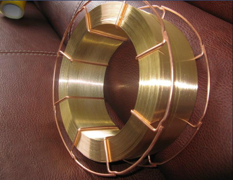 硅青铜/铝青铜/锡青铜焊丝/铝铁青铜