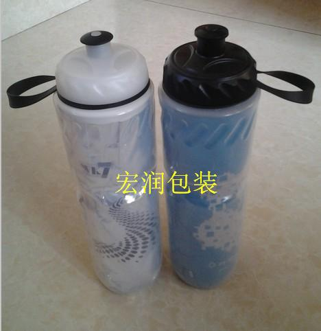 深圳PE塑料运动水壶|LDPE塑料双层运动水壶