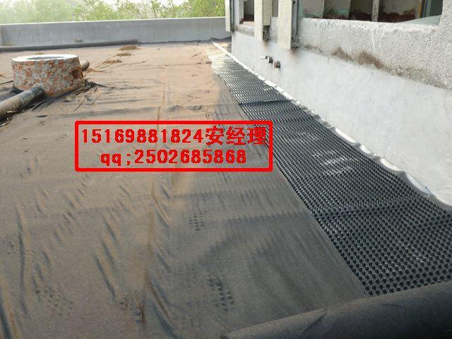 上饶地下室顶排水板@九江HDPE车库【排水板】专用防潮防渗