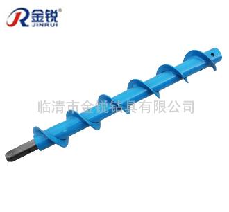 快速排渣钻杆,89高效螺旋钻杆价格