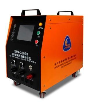 SAW-3000B型DSP高频逆变短周期拉弧式螺柱焊机