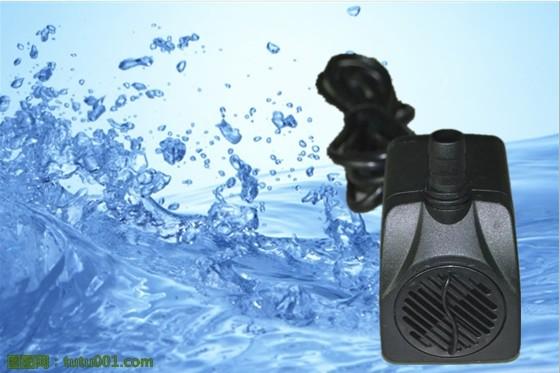 环保空调直流潜水泵 冷风机直流无刷潜水泵