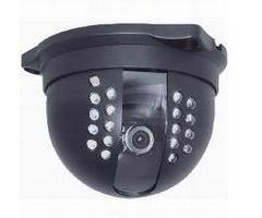 监控系统 安防器材 红外半球摄像机