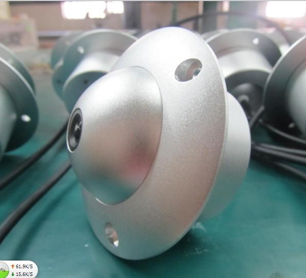广角金属飞碟摄像机 电梯监控专用
