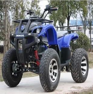 四轮电动越野摩托车  1200W电动大公牛沙滩车