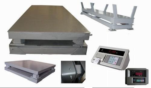 防爆电子地上衡,化工厂专用地上衡,防潮防水电子秤