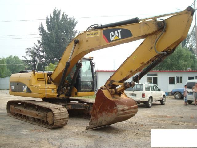 出售各种国产进口二手挖掘机