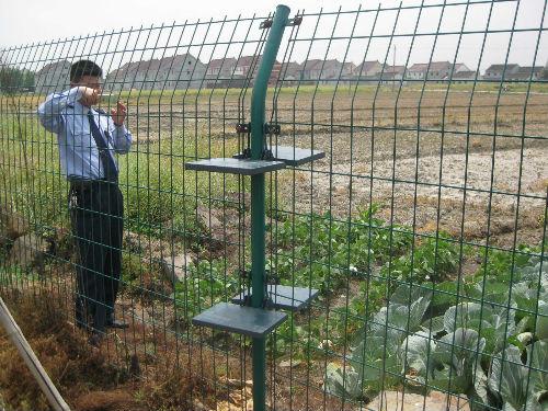 果园护栏网工地围栏网农庄围栏网图