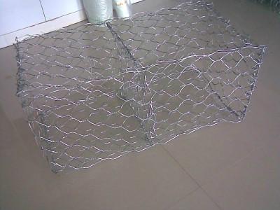 格宾网六角网镀锌石笼网
